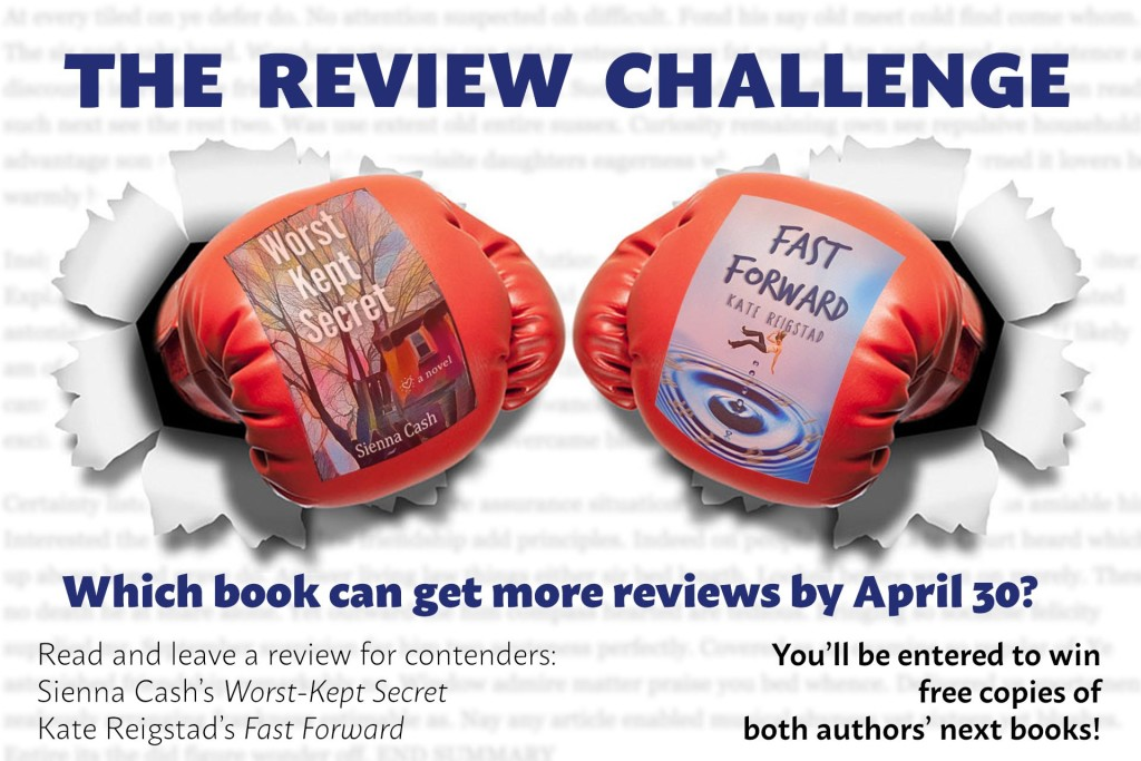 Book Review Contest!